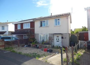 Thumbnail 3 bedroom semi-detached house for sale in Portal Road, Swindon, Wiltshire