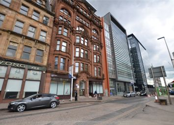 Thumbnail 1 bed flat for sale in York Street, Glasgow, Lanarkshire