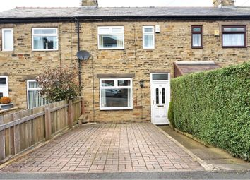 Thumbnail 2 bed terraced house for sale in Broadway, Halifax