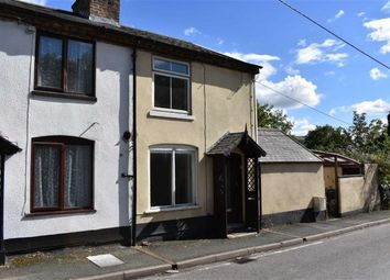 Thumbnail 2 bed end terrace house for sale in 30, Canal Road, Newtown, Powys