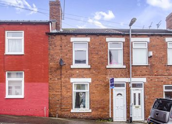Thumbnail 3 bed terraced house for sale in Fairfield Avenue, Pontefract