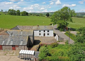 Thumbnail 3 bed detached house for sale in Street Head, Hesket Newmarket, Wigton