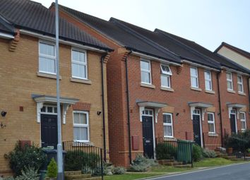 Thumbnail 2 bed terraced house for sale in Dairy Crest Drive, Newport
