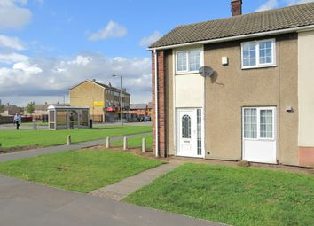 Thumbnail 2 bed end terrace house for sale in Coronach Way, New Rossington, Doncaster