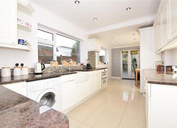 Thumbnail 4 bed detached bungalow for sale in Church Road, Ramsden Heath, Billericay, Essex
