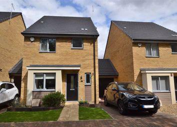 3 bed link-detached house for sale in Lulworth Close, Chrysalis Park, Stevenage, Herts SG1