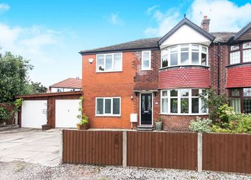 Thumbnail 3 bed semi-detached house for sale in Oakdene Road, Timperley, Altrincham