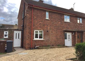 Thumbnail 3 bed semi-detached house for sale in Morton Drive, Lincoln