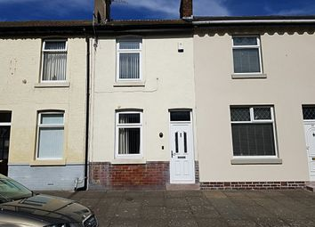 Thumbnail 2 bed terraced house for sale in Poulton Street, Fleetwood, Lancashire