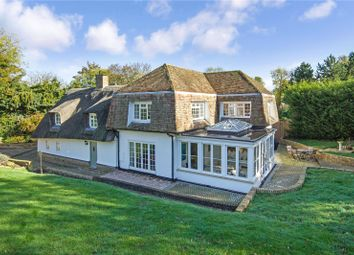 Thumbnail 4 bed detached house to rent in Top Lane, Abbotsley, St. Neots, Cambridgeshire