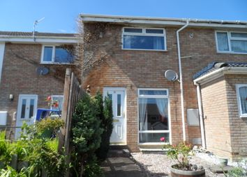 Thumbnail 2 bed terraced house to rent in Cae Ffynnon, Brackla