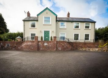 Thumbnail 5 bedroom detached house for sale in Ffordd Pentre Bach, Nercwys, Mold, Flintshire