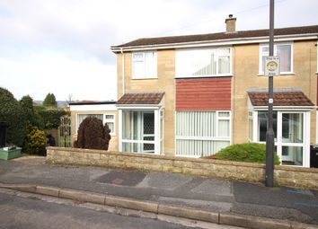 Thumbnail 3 bed end terrace house to rent in Loxley Gardens, Bath