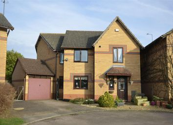 Thumbnail 4 bed detached house for sale in Richardson Way, Raunds, Northamptonshire