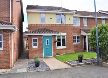 Thumbnail 3 bed terraced house for sale in Reuben Avenue, The Shires, Nuneaton