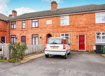 Thumbnail 3 bed terraced house for sale in Edward Street, Anstey