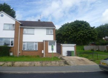 Thumbnail 3 bed semi-detached house to rent in Gloucester Road, Exeter