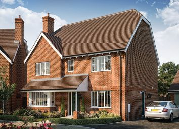 "Thumbnail 4 bed property for sale in ""The Laurel"" at London Road, Handcross, Haywards Heath"