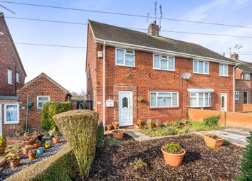 Thumbnail 3 bed semi-detached house for sale in Dryden Dale, Worksop