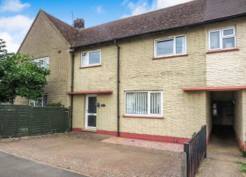 Thumbnail 4 bed terraced house for sale in West Fields, Easton On The Hill, Stamford