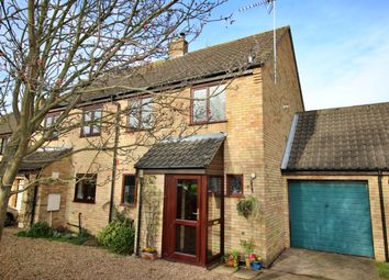 Thumbnail 3 bed semi-detached house for sale in Longrigg Road, Ditchingham, Bungay
