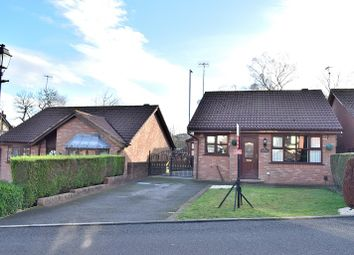 Thumbnail 2 bed detached bungalow for sale in The Beeches, Porthill, Newcastle Under Lyme