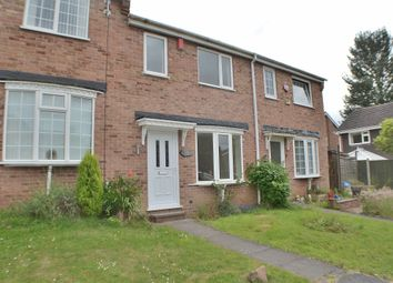Thumbnail 3 bed terraced house to rent in Alder Close, Oakwood, Derby
