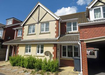 Thumbnail 2 bed terraced house for sale in Sandy Point Road, Hayling Island