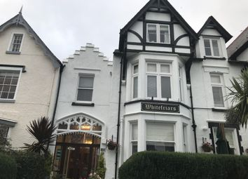 Thumbnail Hotel/guest house for sale in Garth Court, Abbey Road, Llandudno