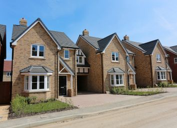 Thumbnail 4 bed link-detached house for sale in Orchard Green, Brogdale Road, Faversham
