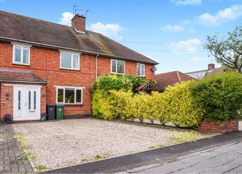 Thumbnail 3 bed semi-detached house for sale in East Avenue, Syston
