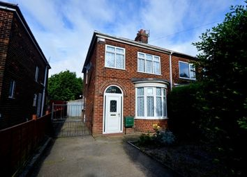 Thumbnail 3 bed semi-detached house to rent in Chelmsford Avenue, Grimsby