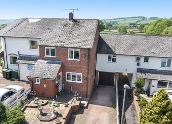 Thumbnail 3 bed terraced house for sale in Richards Castle, Shropshire
