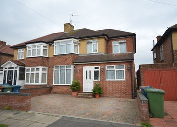 Thumbnail 5 bed semi-detached house for sale in Kynance Gardens, Stanmore