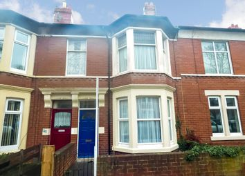 Thumbnail 1 bed flat to rent in Waverley Avenue, Whitley Bay