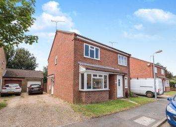 Thumbnail 2 bedroom semi-detached house to rent in Swainston Way, Dennington, Woodbridge