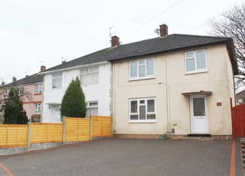 Thumbnail 3 bed semi-detached house to rent in Merlin Road, Scunthorpe