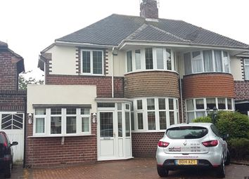 Thumbnail 6 bed shared accommodation to rent in Perry Avenue, Birmingham