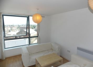 Thumbnail 1 bed flat to rent in The Lock Building, Stratford