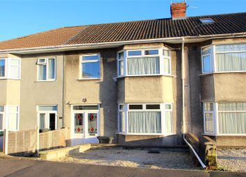 Thumbnail 3 bed terraced house for sale in Hulse Road, Brislington, Bristol