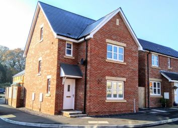 Thumbnail 4 bed detached house for sale in Ffordd Sain Ffwyst, Llanfoist, Abergavenny