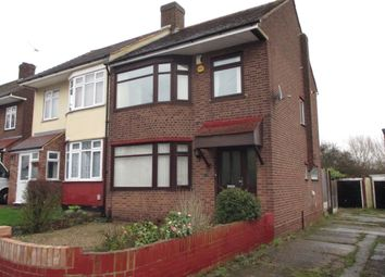 Thumbnail 3 bed semi-detached house for sale in Maylands Way, Harold Park