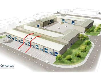 Thumbnail Commercial property to let in Unit 4, Phoenix Enterprise Park, Gisleham, Lowestoft