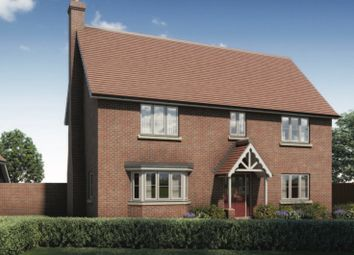 Thumbnail 4 bed detached house for sale in Rainbird Place, Brentwood