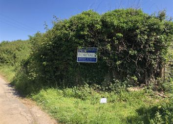Thumbnail Land for sale in St. Eval, Wadebridge