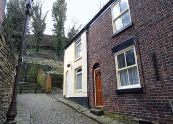Thumbnail 2 bed terraced house for sale in Step Hill, Macclesfield