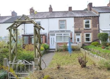 Thumbnail 2 bedroom terraced house to rent in Mersey View, Bebington, Wirral