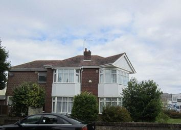 Thumbnail 6 bed detached house to rent in Wimborne Road, Winton, Bournemouth