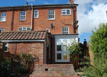 Thumbnail 3 bed end terrace house for sale in Chapel Street, Woodbridge