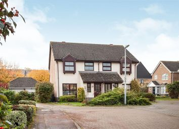Thumbnail 3 bed semi-detached house for sale in Woodhead Drive, Cambridge